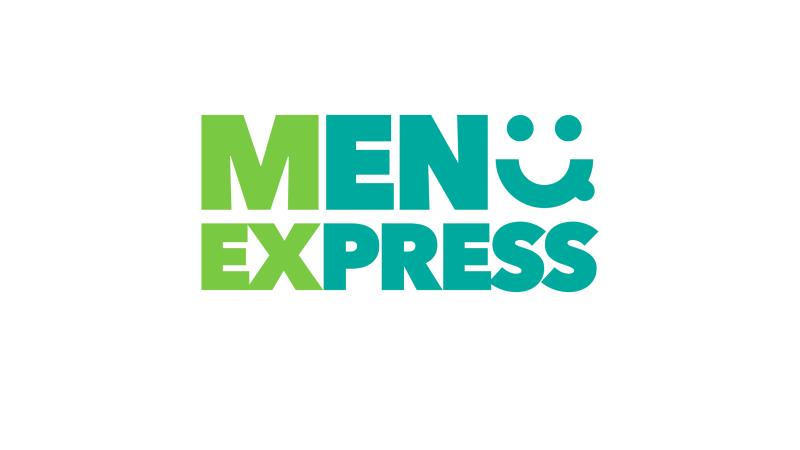 Logo und Corporate Identity – Menü Express GmbH