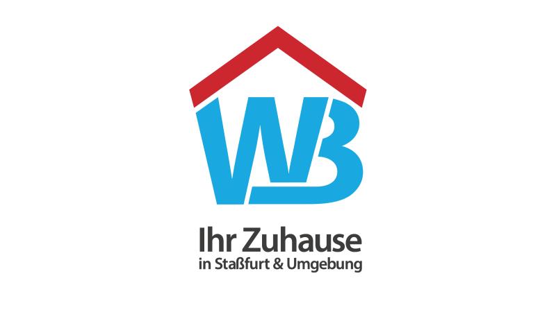 Logo und Corporate Identity – Wobau StaßfurtmbH